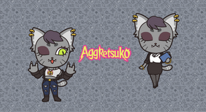 Aggretsuko-sona