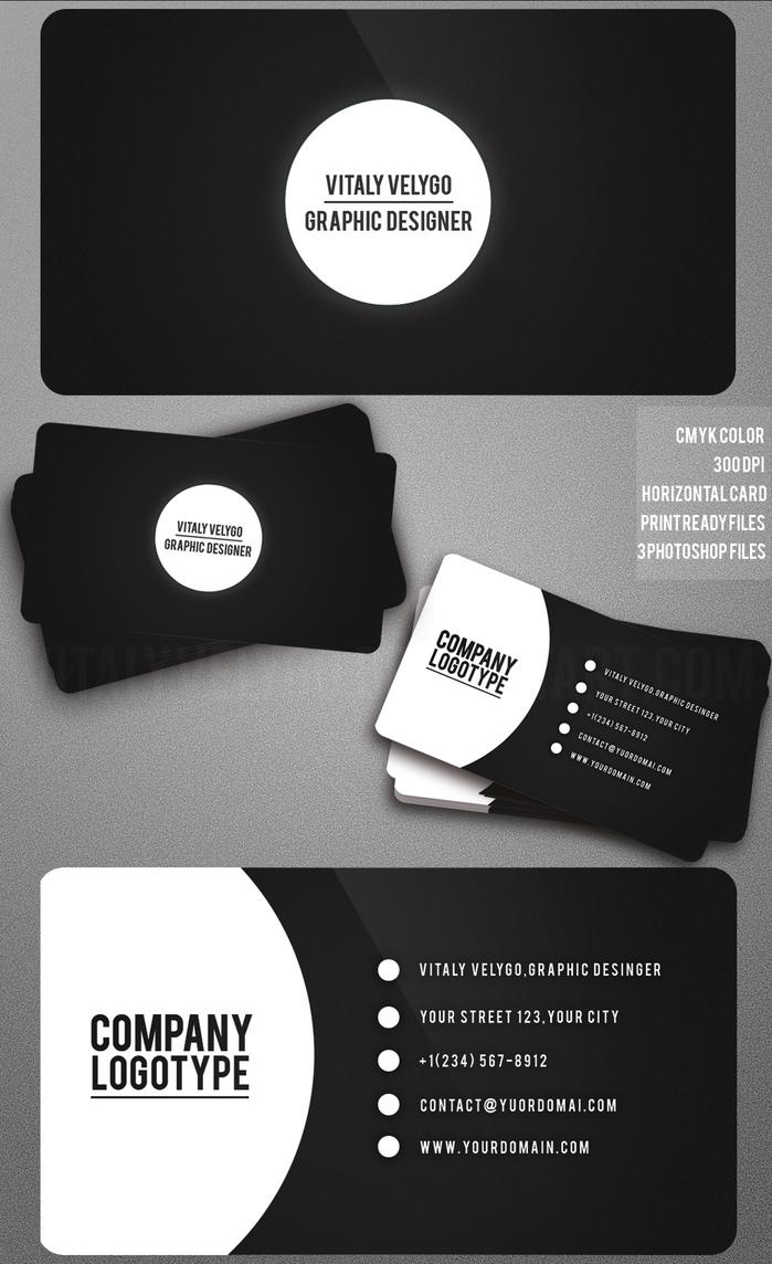 Style Business Card by vitalyvelygo on DeviantArt