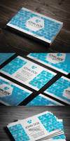 Prism Style Business Card