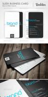 Sleek Business Card by vitalyvelygo