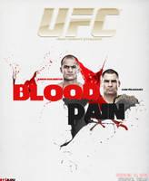 UFC 166: Cain Velasquez vs Junior Dos Santos by LilouFranchise