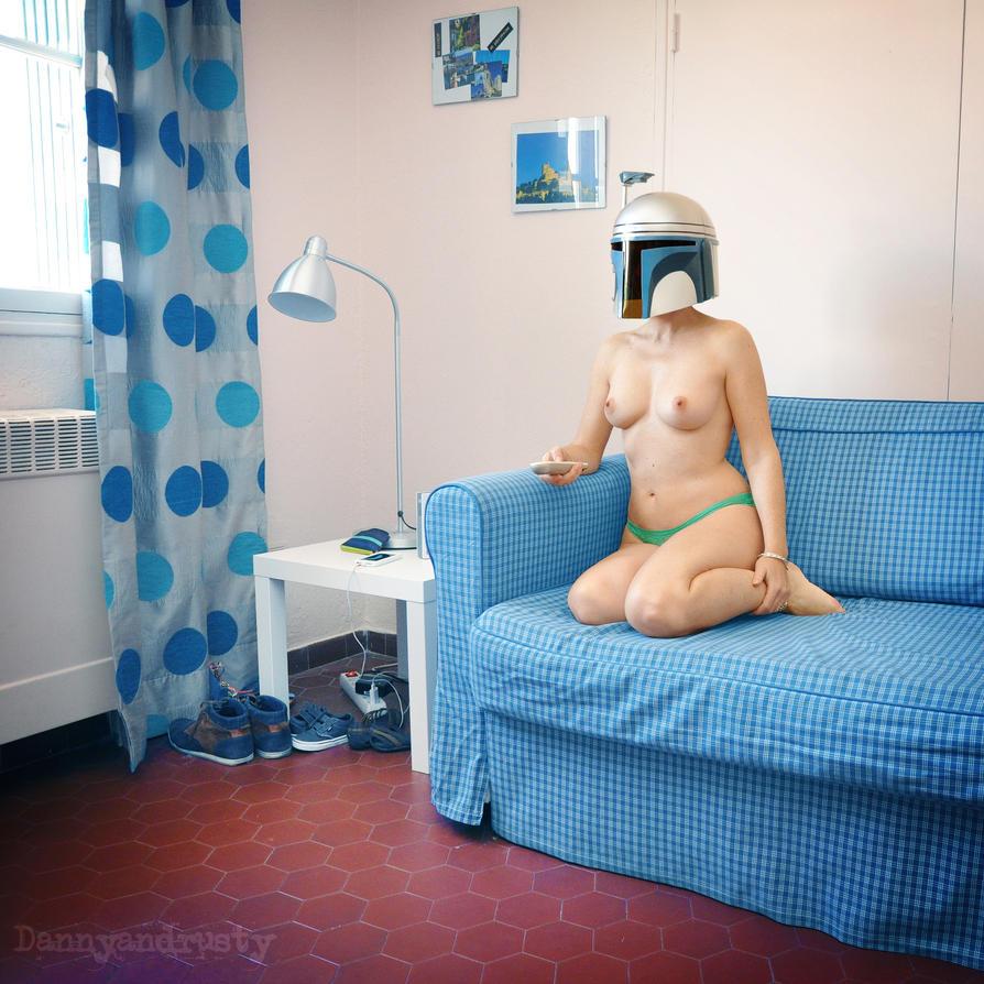 You're watching Miss Fett. by Dannyandrusty