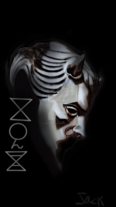 M Logo Wallpaper Mobile A Nameless Ghoul (iPod...