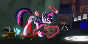 MLP: FiM  Receiver Crossover with Twilight