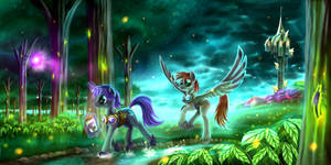 Twilight Forest by Pyrestorm