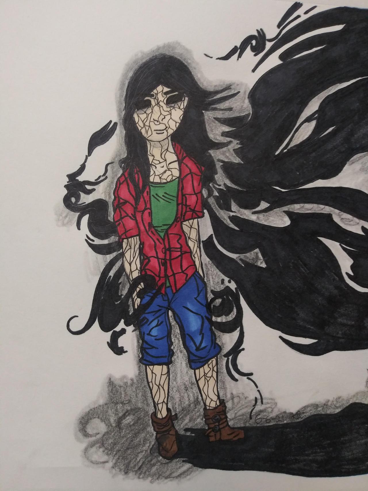Dark Raven (OC)