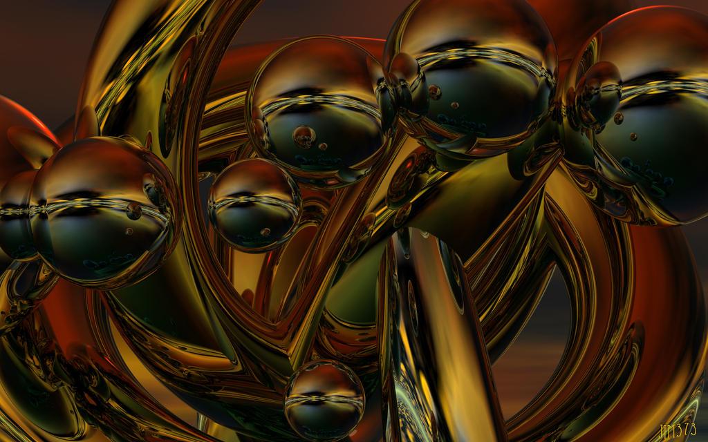 Copper Struts by jim373