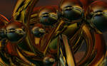 Copper Struts