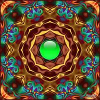 Green Lotus by jim373