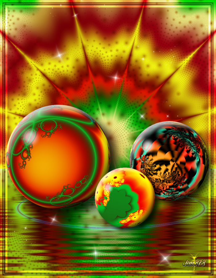 Christmas Joy by jim373