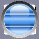 Blue Sphere 1 by jim373