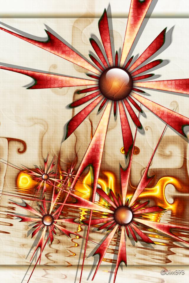 Autumn Blaze by jim373