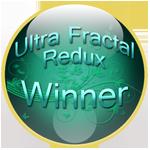 Ultra Fractal Redux Winner Badge by jim373