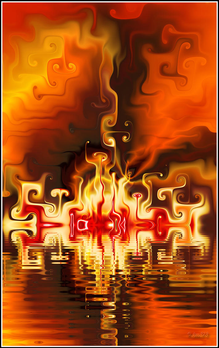 Burning Bridges by jim373