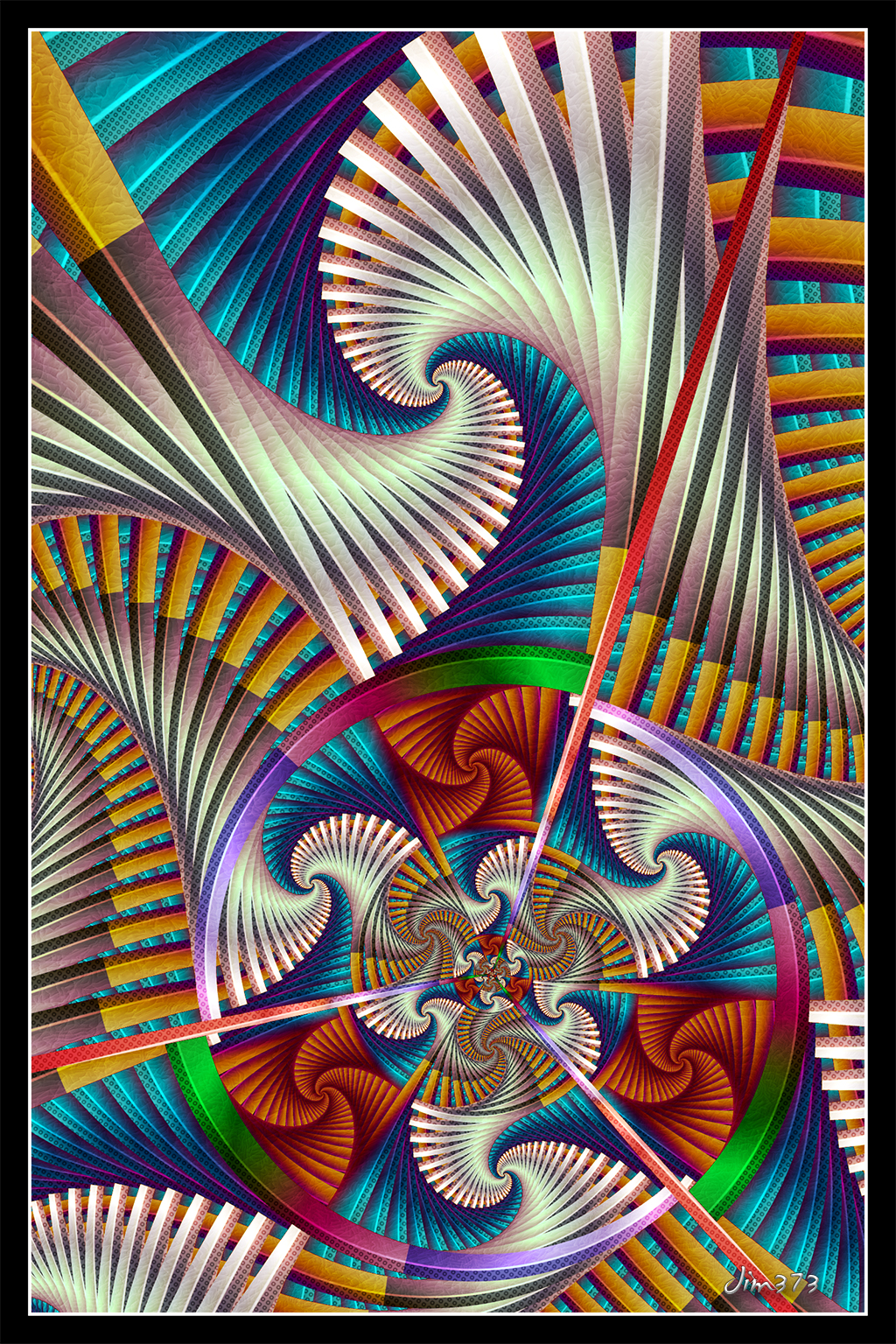 Spinning Wheel by jim373