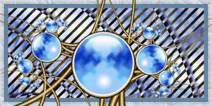 Blue Sky ~ pong 013