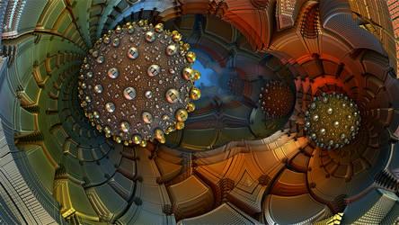 Alien Spore Chamber