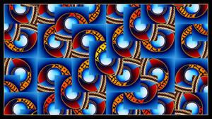 Geometric ~ UF Chain Pong 1217