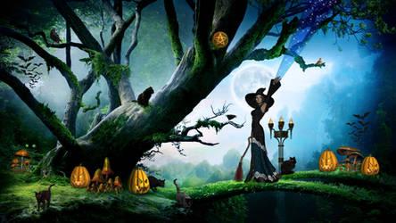 Halloween Housekeeping