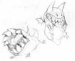 Mouth Monsters - 3