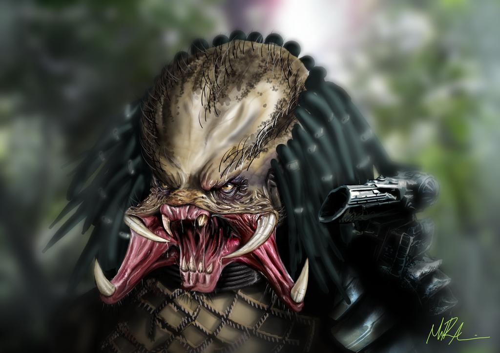 The Predator by Vail-Akatosh
