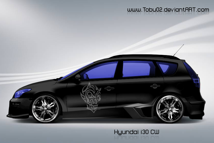 hyundai i30 cw by tobu02 on deviantart. Black Bedroom Furniture Sets. Home Design Ideas