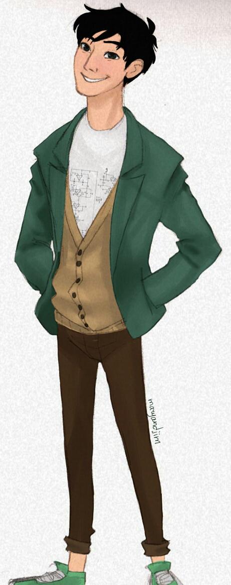 Tadashi by MaryandJim
