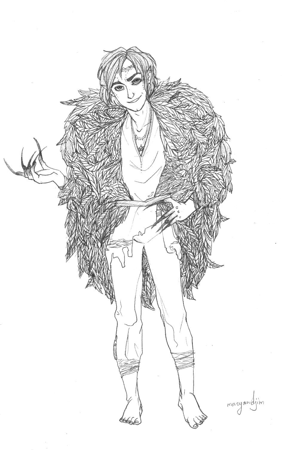 Elf by MaryandJim