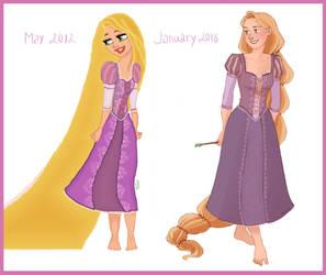 Rapunzel by MaryandJim