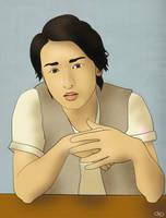 Arashi Series -- Ohno by gazzafizza06