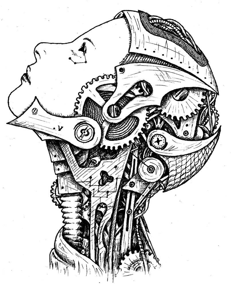I, Robot by Mg-III on DeviantArt