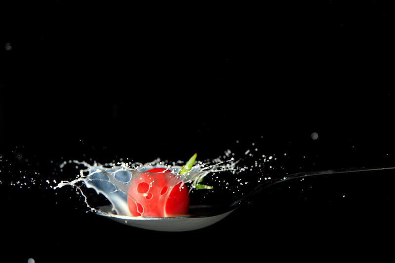 Open splash .02. by NumericArt