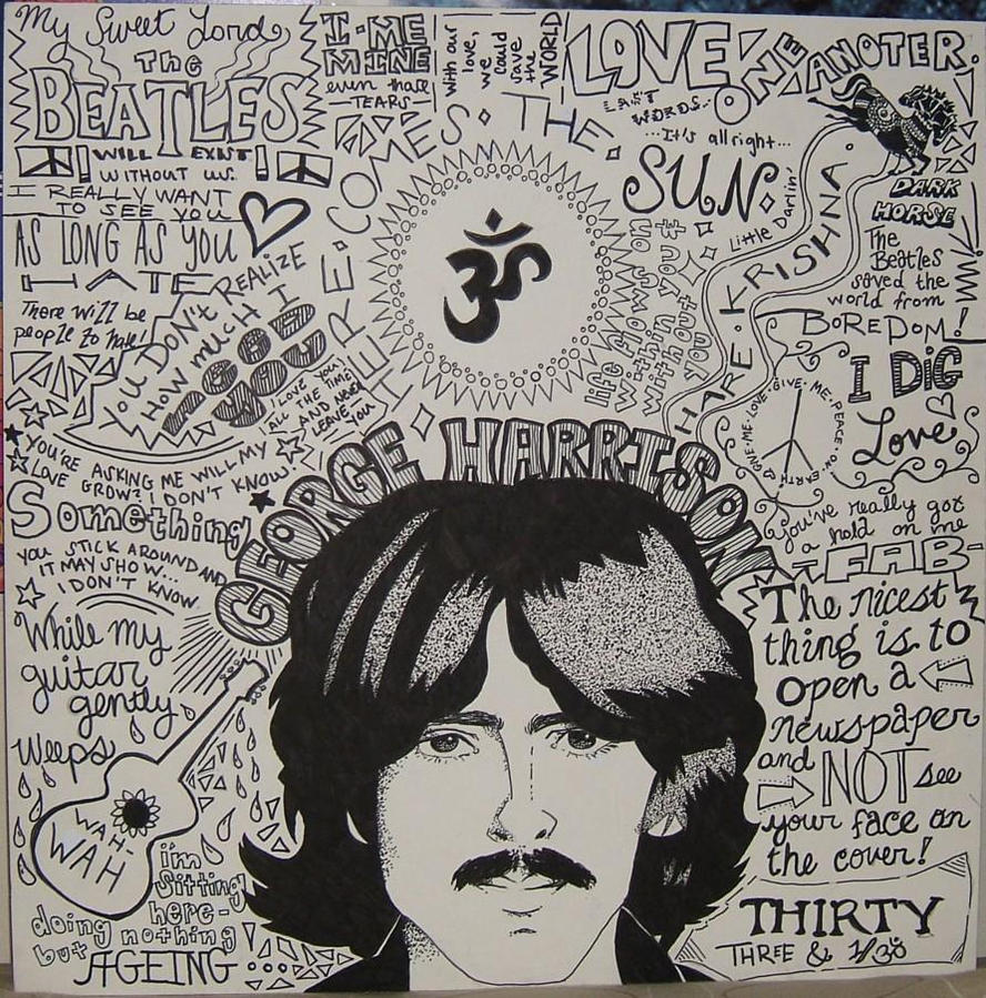 VIP: George Harrison by NerdsRule07