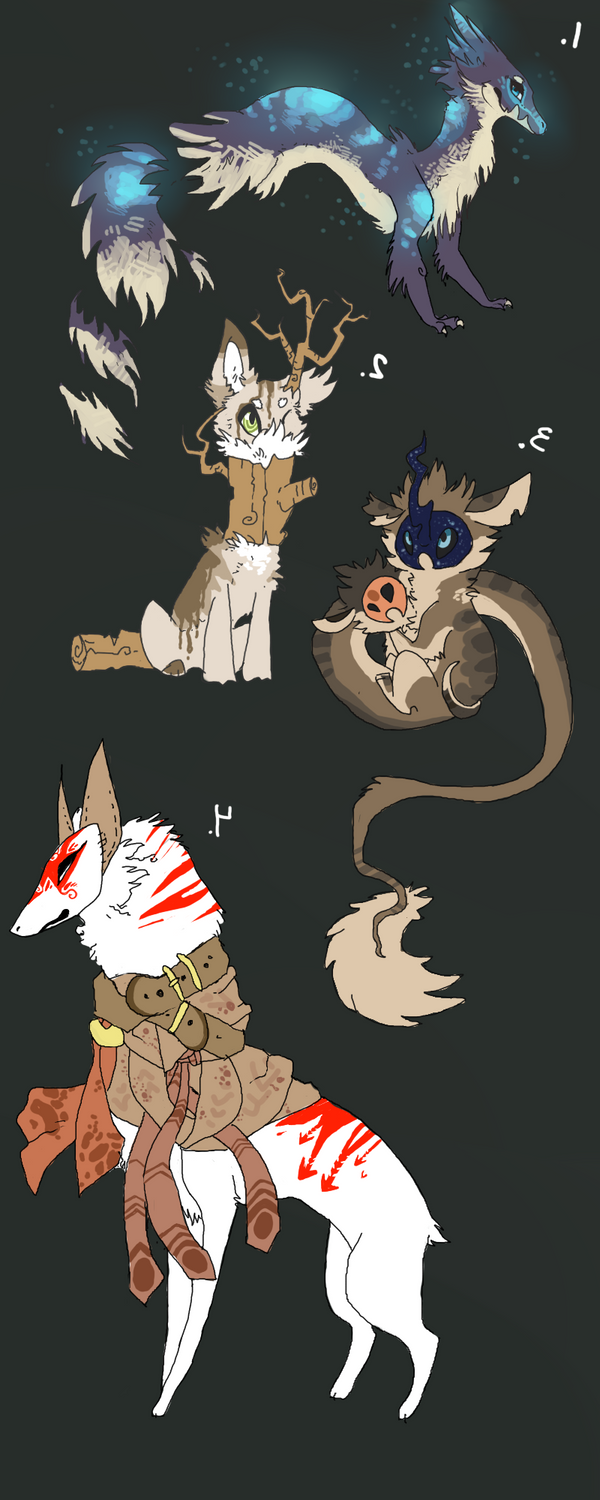 designs for auction by MUTTD0G