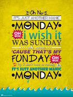 'Manic Monday' by beveronik