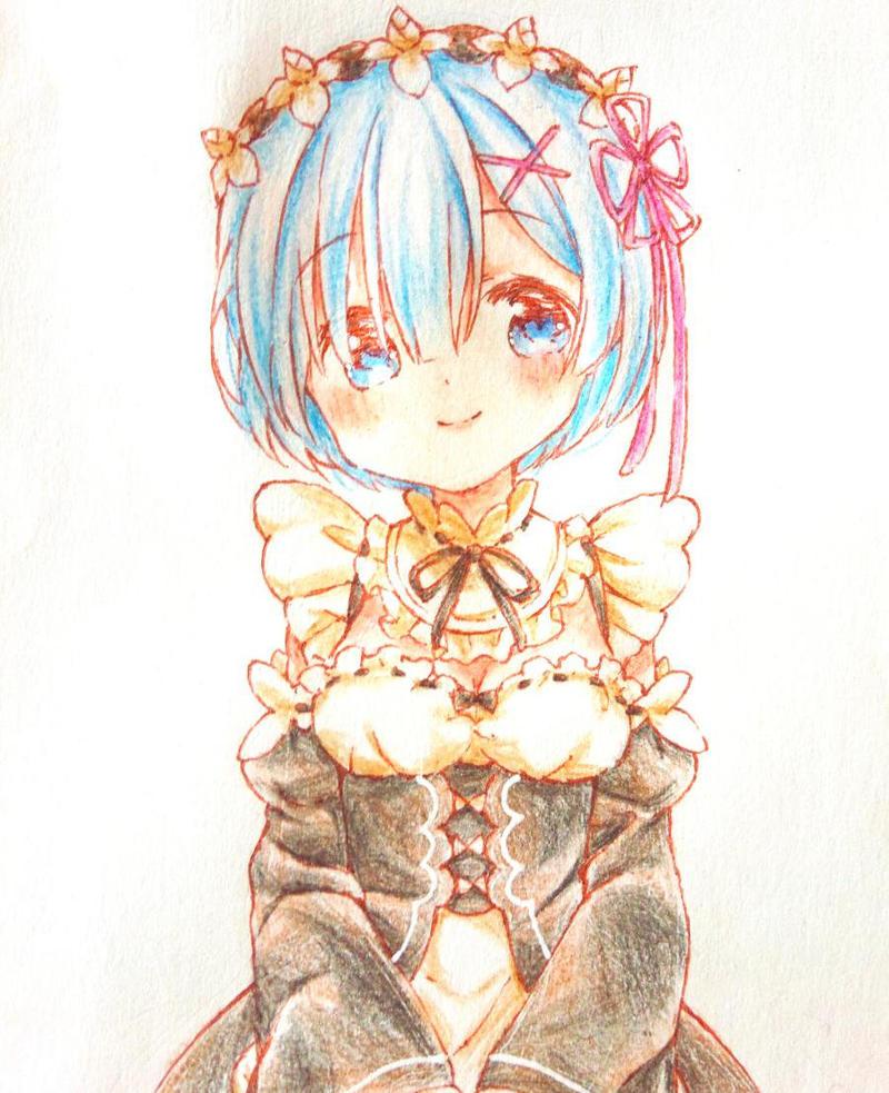 Rem by magical-ichikawa