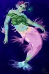 tfw ur an angler fish mermaid