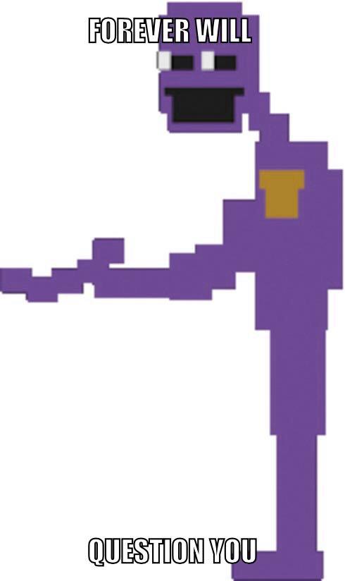 Purple guy by skittleswirlremix on deviantart