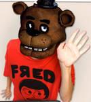 FNaF Fred Figglehorn