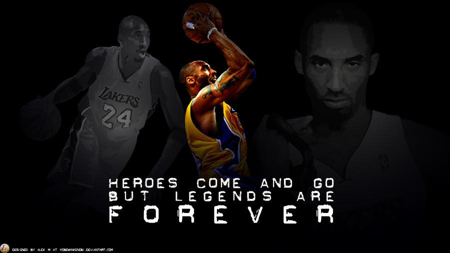 Legends Are Forever by KobeWanKenobi