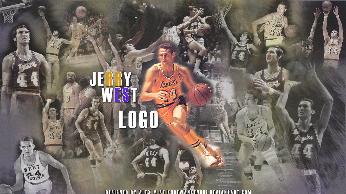 Nba Logo Before Jerry West
