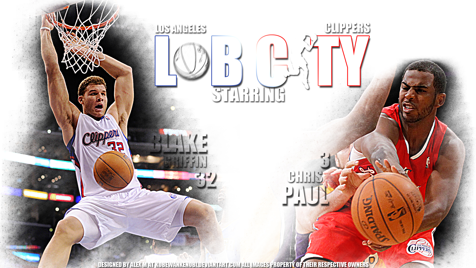 Blake griffin and chris paul friendship