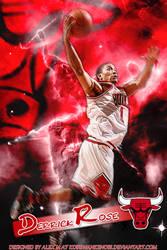 Derrick Rose iPhone Wallpaper
