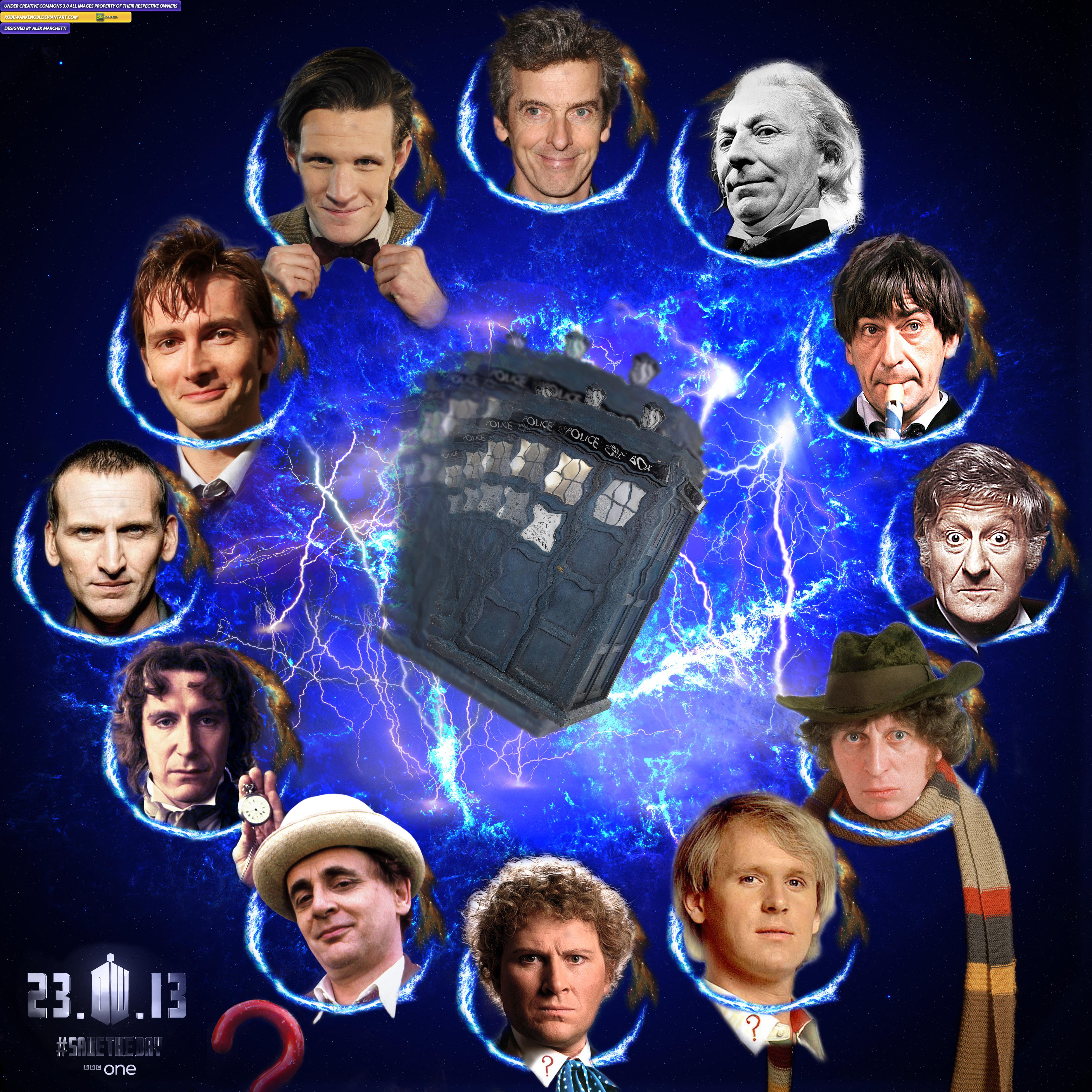 The Day Of The Doctor by KobeWanKenobi