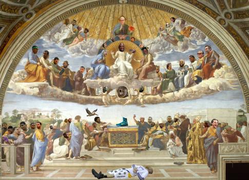 Disputa (Raphael)