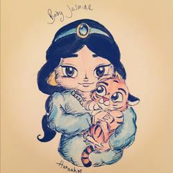 Baby Jasmine by jacobgirl123