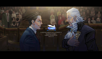 -PHOENIX WRIGHT-TURNABOUT GOODBYES-