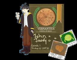 [Vernantius] John Jowdy by mintteafresh