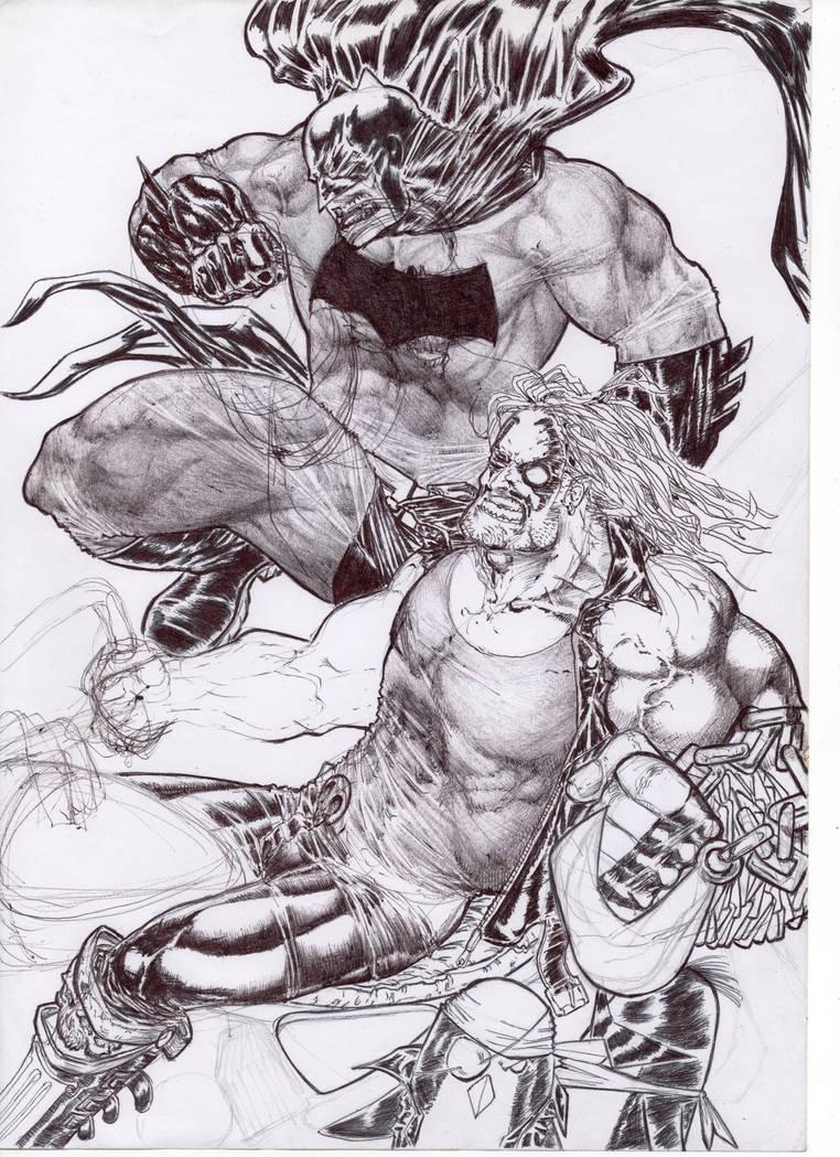 Lobo\Batman (Superfriends)