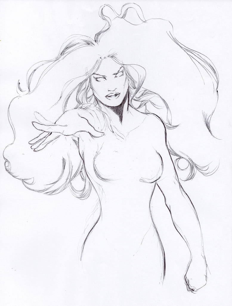 JeanGrey by AgostinoF